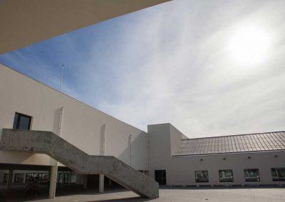 Parque Escolar - Escola da Gafanha da Nazaré