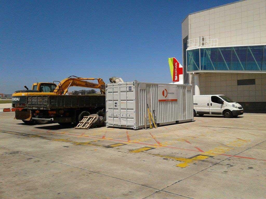 ANA Aeroportos - Reparação do pavimento rígido